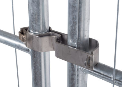 10018 – fence lock stainless